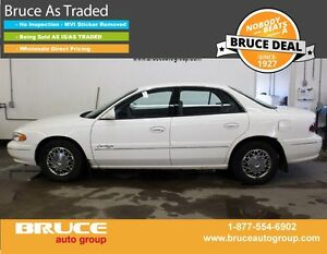 2002 Buick Century Limited 3.1L 6 CYL AUTOMATIC FWD 4D SEDAN