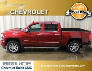 2018 Chevrolet Silverado 1500 HIGH COUNTRY 5.3L 8 CYL AUTOMATIC