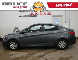2012 Hyundai Accent GL - CRUISE / MANUAL / POWER PACKAGE