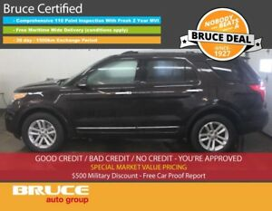 2013 Ford Explorer XLT 3.5L 6 CYL AUTOMATIC AWD NAVIGATION, HEAT