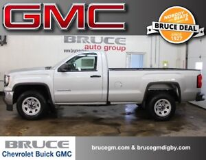 2018 GMC Sierra 1500 WT 5.3L 8 CYL AUTOMATIC RWD REGULAR CAB - L
