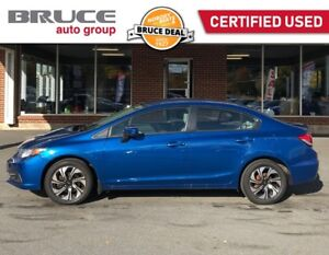 2014 Honda Civic LX - BLUETOOTH / HEATED SEATS / POWER PACKAGE