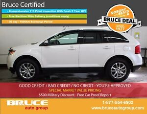 2013 Ford Edge SEL 3.5L 6 CYL AUTOMATIC AWD NAVIGATION, BACK-UP