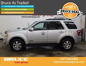 2008 Ford Escape Limited 3.0L 6 CYL AUTOMATIC AWD LEATHER INTERI