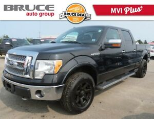 2010 Ford F-150 LARIAT - LEATHER / SUN ROOF / REAR CAMERA