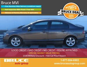 2011 Honda Civic SE 1.8L 4 CYL I-VTEC AUTOMATIC FWD 4D SEDAN