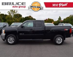2013 Chevrolet Silverado 2500 HD Z71 LTZ - LEATHER INTERIOR / 4X