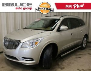 2016 Buick Enclave LEATHER - BEST PRICE IN CANADA REMOTE START /