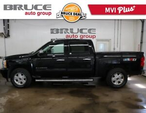 2011 Chevrolet Silverado 1500 Z71 LTZ - LEATHER INTERIOR / 4X4 /