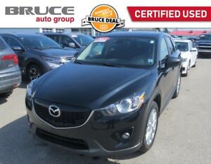 2015 Mazda CX-5 GT - SUN ROOF / LEATHER SEATS / BACK-UP CAMERA