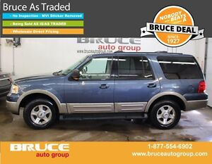 2003 Ford Expedition EDDIE BAUER 5.4L 8 CYL AUTOMATIC 4WD