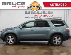 2009 GMC Acadia SLT - REMOTE START / NAVIGATION / SUN ROOF