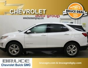 2018 Chevrolet Equinox LT 2.0L 4 CYL TURBO AUTOMATIC AWD