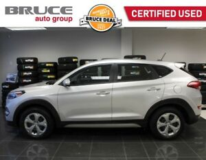 2017 Hyundai Tucson 2.0 - HEATED SEATS / AWD / REAR CAMERA