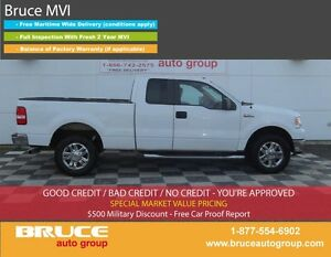 2008 Ford F-150 XLT 5.4L 8 CYL AUTOMATIC 4X4 SUPERCAB BACK-UP CA