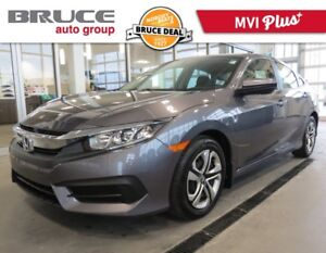 2016 Honda Civic LX - BLUETOOTH / HEATED SEATS / REAR CAMERA HON