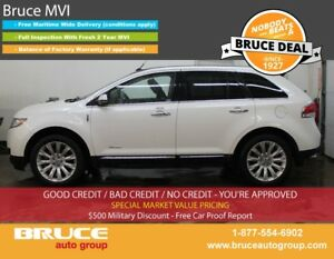 2013 Lincoln MKX LIMITED EDITION 3.7L 6 CYL AUTOMATIC AWD PREMIU