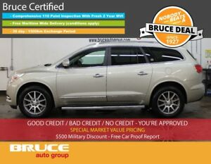 2013 Buick Enclave LEATHER 3.6L 6 CYL AUTOMATIC FWD LEATHER INTE
