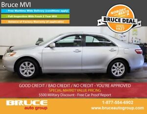 2007 Toyota Camry XLE 3.5L 6 CYL AUTOMATIC FWD 4D SEDAN HEATED S