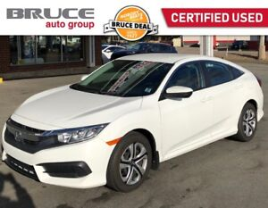 2016 Honda Civic LX - BLUETOOTH / HEATED SEATS / REAR CAMERA