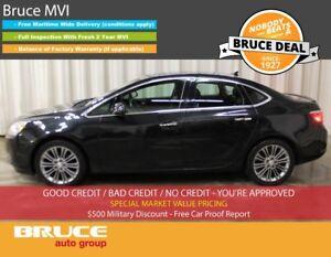 2014 Buick Verano PREMIUM 2.0L 4 CYL TURBO AUTOMATIC FWD 4D SEDA