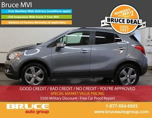2013 Buick Encore CX 1.4L 4 CYL TURBOCHARGED AUTOMATIC FWD BOSE