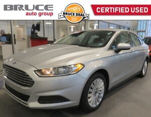 2014 Ford Fusion S - HYBRID / KEYLESS ENTRY / LOW KILOMETERS