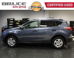 2013 Toyota RAV4 LE - BLUETOOTH / AWD / REAR CAMERA