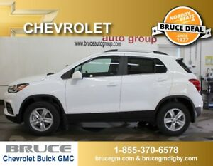 2017 Chevrolet Trax LT 1.4L 4 CYL TURBOCHARGED AUTOMATIC AWD