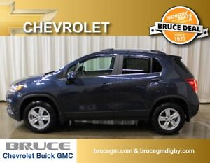 2018 Chevrolet Trax LS 1.4L 4 CYL TURBOCHARGED AUTOMATIC AWD