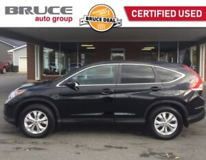 2014 Honda CR-V EX-L - LEATHER INTERIOR / AWD / SUN ROOF