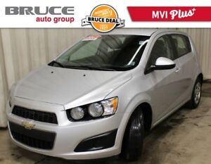 2013 Chevrolet Sonic LS - BLUETOOTH / MANUAL / KEYLESS ENTRY