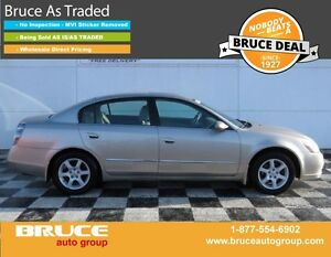 2006 Nissan Altima 2.5L 4 CYL AUTOMATIC FWD 4D SEDAN