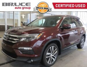 2016 Honda Pilot TOURING - LEATHER INTERIOR / AWD / NAVIGATION H