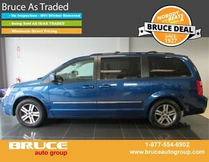 2010 Dodge Grand Caravan SXT 3.3L 6 CYL AUTOMATIC FWD - 7 PASSEN