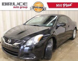 2012 Nissan Altima 2.5 S - LEATHER INTERIOR / COUPE / SUN ROOF