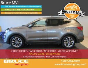 2013 Hyundai Santa Fe SPORT LIMITED 2.0L TURBOCHARGED AUTOMATIC