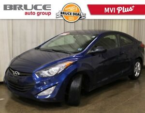 2013 Hyundai Elantra GLS - HEATED SEATS / COUPE / SUN ROOF