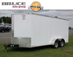 2018 DIAMOND ENCLOSED CARGO TRAILER
