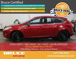 2012 Ford Focus SEL 2.0L 4 CYL AUTOMATIC FWD 5D HATCHBACK HEATED