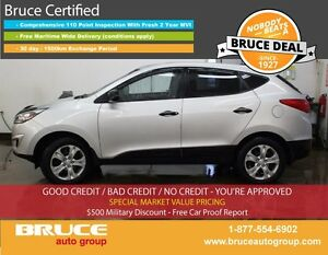 2014 Hyundai Tucson GL 2.0L 4 CYL AUTOMATIC FWD HEATED SEATS, BL