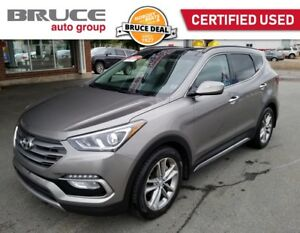 2017 Hyundai Santa Fe SPORT 2.0T - SUN ROOF / AWD / REAR CAMERA