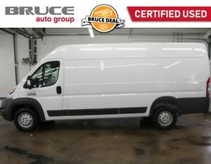 2017 Dodge Ram 3500 PROMASTER 3.6L 6 CYL AUTOMATIC FWD CARGO VAN
