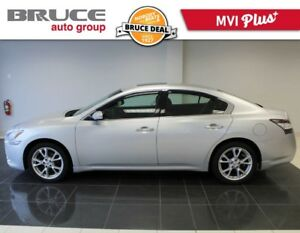 2012 Nissan Maxima SV - LEATHER INTERIOR / SUN ROOF / HEATED SEA