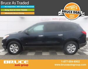 2010 Chevrolet Traverse LS 3.6L 6 CYL AUTOMATIC AWD