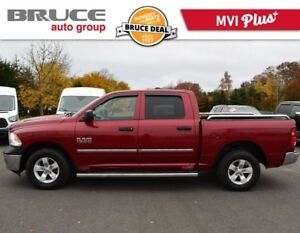 2014 Dodge RAM 1500 SXT - BLUETOOTH / 4X4 / SPRAY-IN BEDLINER