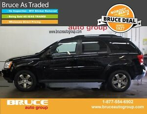 2008 Pontiac Torrent GT 3.4L 6 CYL AUTOMATIC AWD