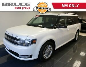 2013 Ford Flex SEL 3.5L 6 CYL AUTOMATIC AWD SATELLITE RADIO, HEA