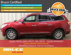 2014 Buick Enclave Premium 3.6L 6 CYL AUTOMATIC AWD REMOTE START