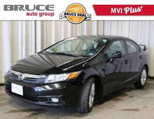 2012 Honda Civic EX - BLUETOOTH / SUN ROOF / POWER PACKAGE